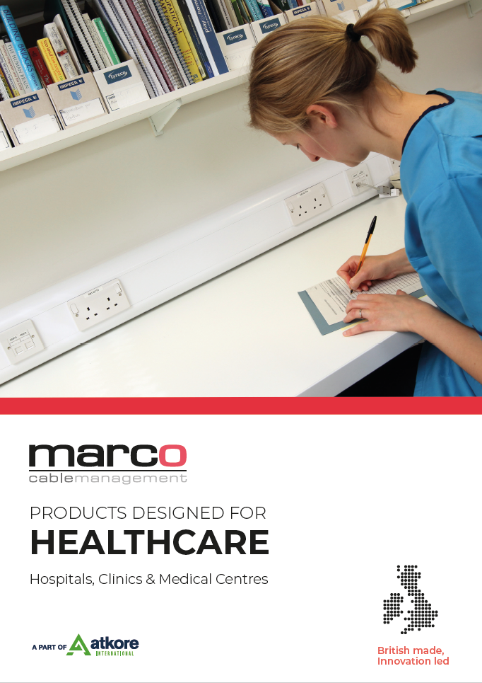 Marco Cable Management - Products for Healthcare